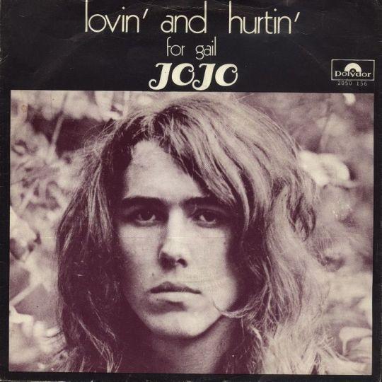 Coverafbeelding Lovin' And Hurtin' - Jojo ((= George Kooymans))