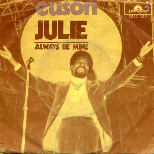 Coverafbeelding Julie - Euson