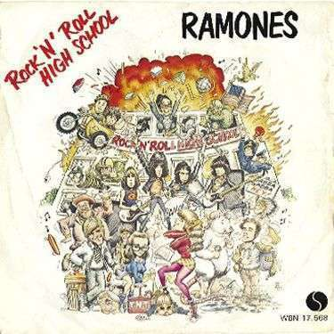 Coverafbeelding Rock 'n' Roll High School - Ramones