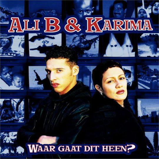 Coverafbeelding Waar Gaat Dit Heen? - Ali B & Karima