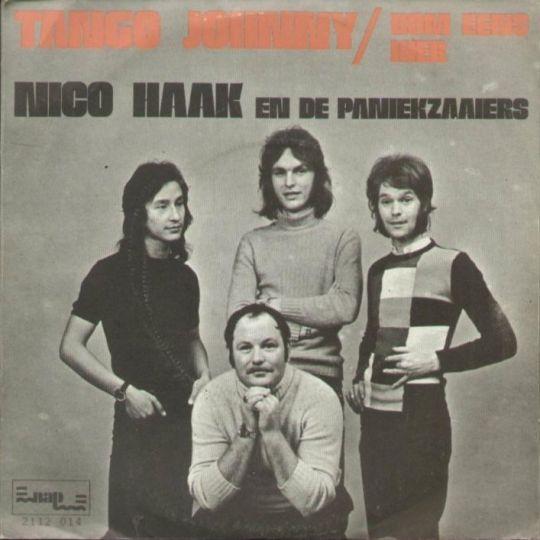 Coverafbeelding Tango Johnny - Nico Haak En De Paniekzaaiers