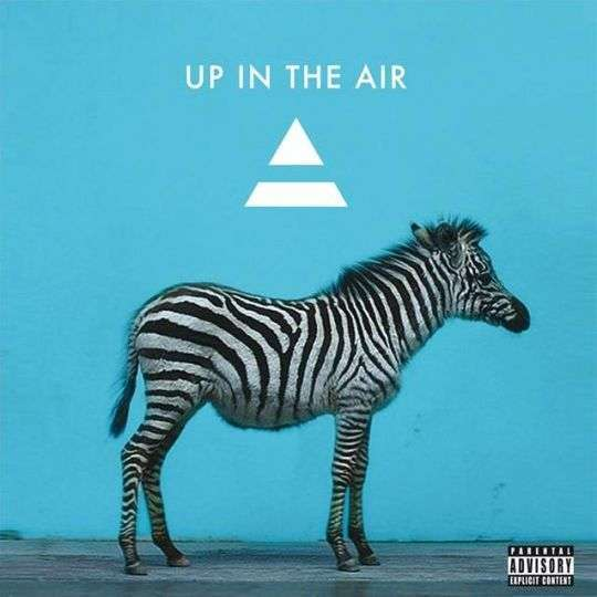 Coverafbeelding Up In The Air - 30 Seconds To Mars