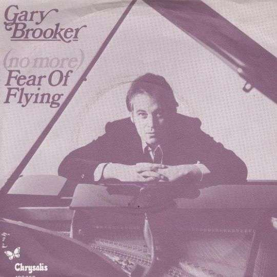 Coverafbeelding (No More) Fear Of Flying - Gary Brooker