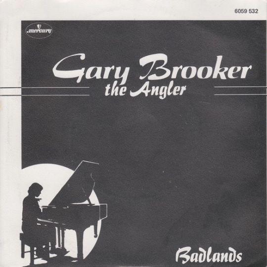 Coverafbeelding The Angler - Gary Brooker