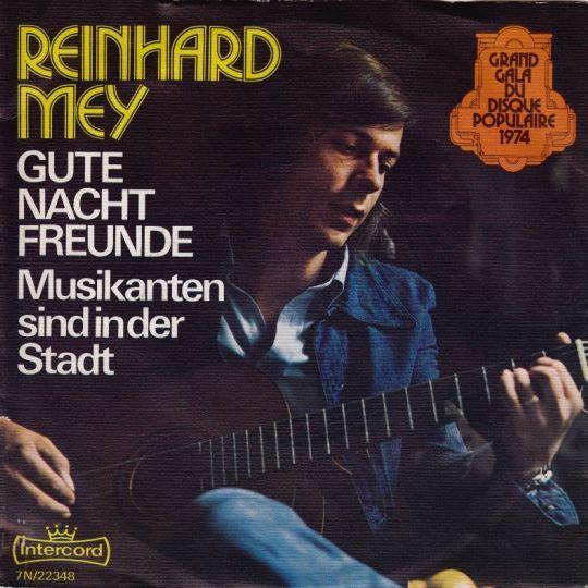 Coverafbeelding Gute Nacht Freunde - Reinhard Mey