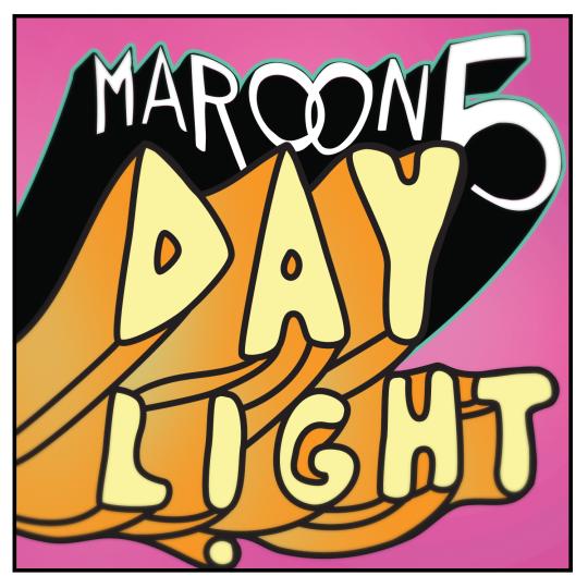 Coverafbeelding Daylight - Maroon 5