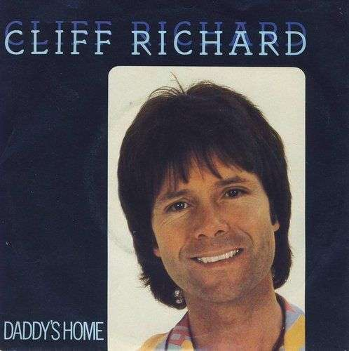Coverafbeelding Cliff Richard - Daddy's Home