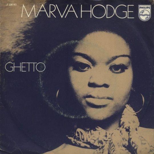 Coverafbeelding Ghetto - Marva Hodge