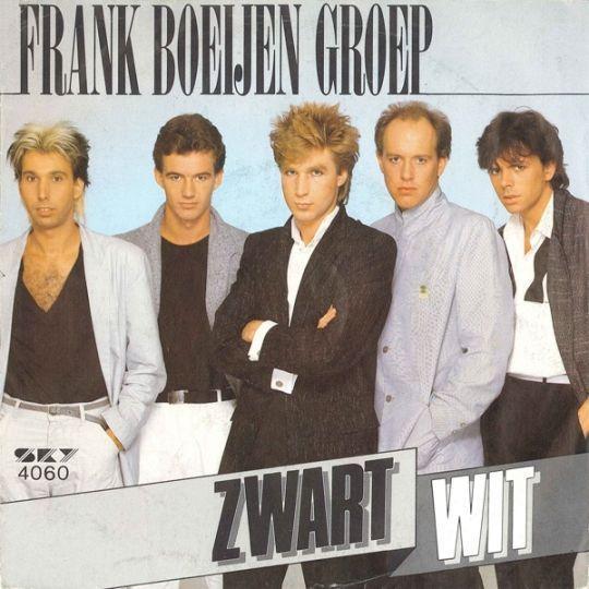 Coverafbeelding Zwart Wit - Frank Boeijen Groep