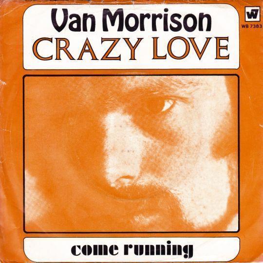 Coverafbeelding Crazy Love - Van Morrison