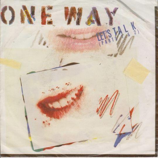 Coverafbeelding One Way - Let's Talk