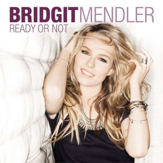 Coverafbeelding bridgit mendler - ready or not