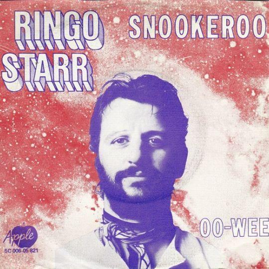 Coverafbeelding Snookeroo - Ringo Starr