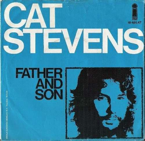 Coverafbeelding Father And Son - Cat Stevens