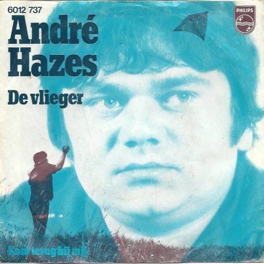 Coverafbeelding De Vlieger - André Hazes