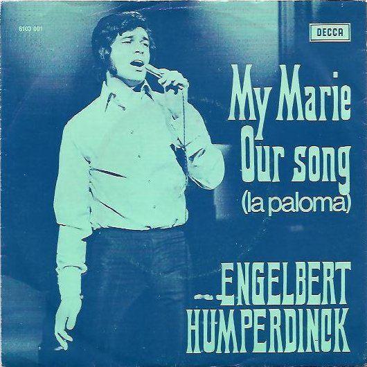 Coverafbeelding My Marie - Engelbert Humperdinck