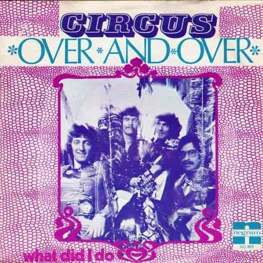 Coverafbeelding Over And Over - Circus