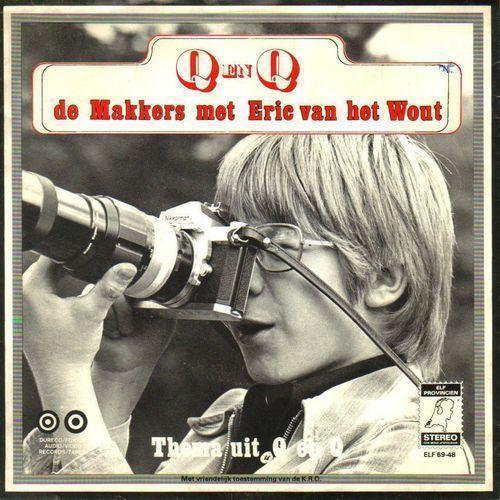 Coverafbeelding Q En Q - De Makkers Met Eric Van Het Wout