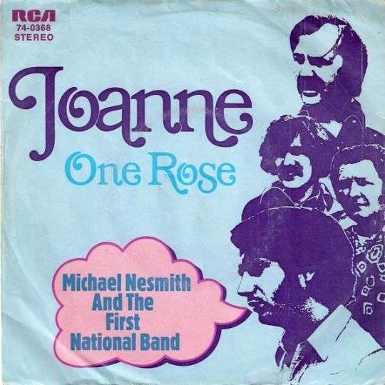 Coverafbeelding Joanne - Michael Nesmith And The First National Band