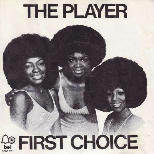 Coverafbeelding The Player - First Choice