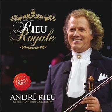 Coverafbeelding Kroningswals (Coronation Waltz) - André Rieu & The Johann Strauss Orchestra