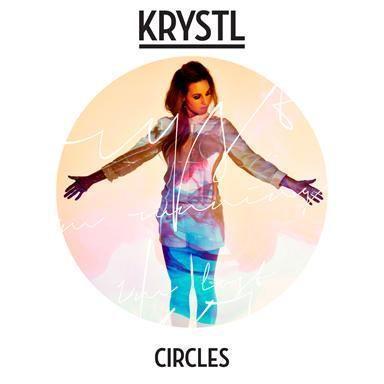 Coverafbeelding krystl - circles