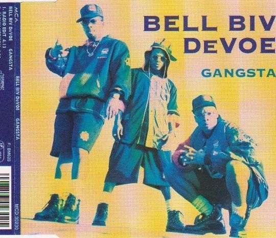 Coverafbeelding Gangsta - Bell Biv Devoe