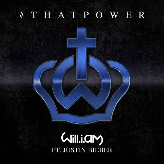 Coverafbeelding will.i.am ft. Justin Bieber - #Thatpower