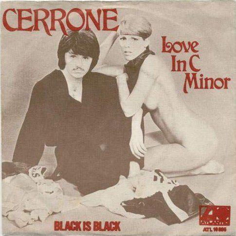 Coverafbeelding Cerrone - Love In C Minor