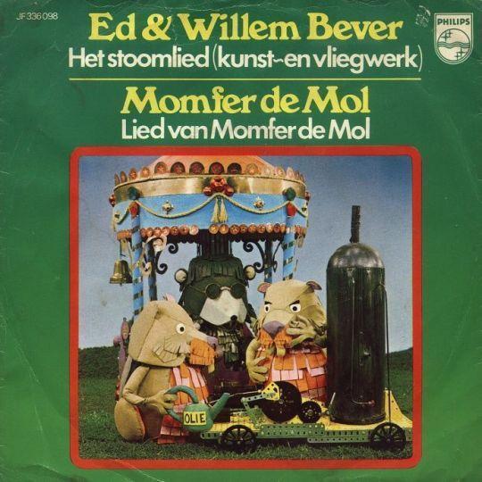 Coverafbeelding Het Stoomlied (Kunst- En Vliegwerk) - Ed & Willem Bever