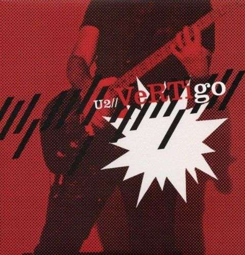 Coverafbeelding Vertigo - U2