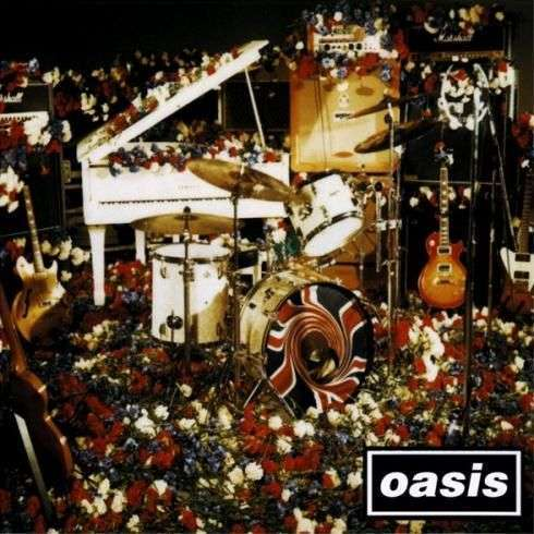 Coverafbeelding Don't Look Back In Anger - Oasis