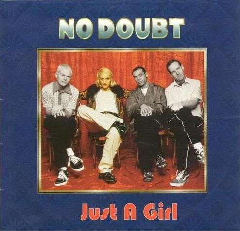 Coverafbeelding Just A Girl - No Doubt