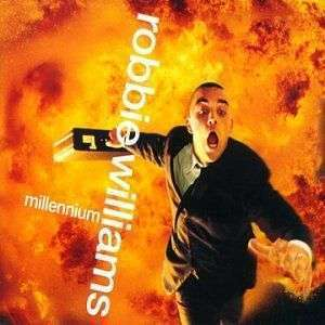 Coverafbeelding Millennium - Robbie Williams