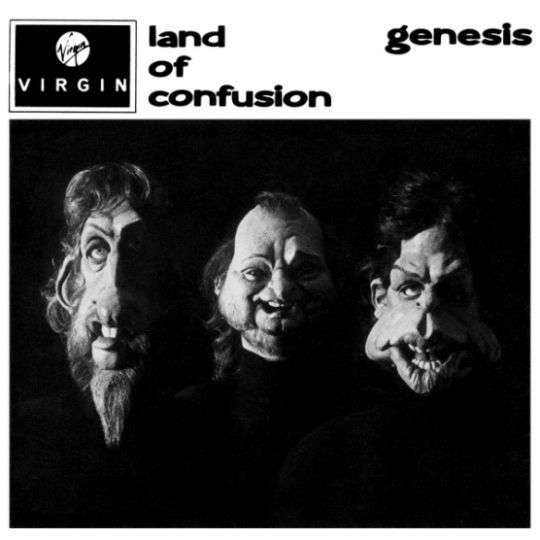 Coverafbeelding Land Of Confusion - Genesis
