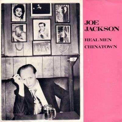Coverafbeelding Real Men - Joe Jackson