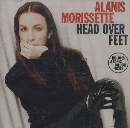 Coverafbeelding Head Over Feet - Alanis Morissette