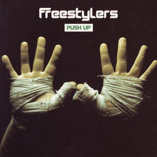 Coverafbeelding Push Up - Freestylers