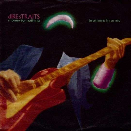 Coverafbeelding Money For Nothing ((1985)) / Money For Nothing/ Brothers In Arms ((1989)) - Dire Straits
