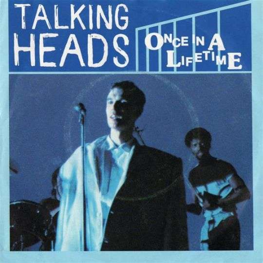 Coverafbeelding Once In A Lifetime [Live] - Talking Heads