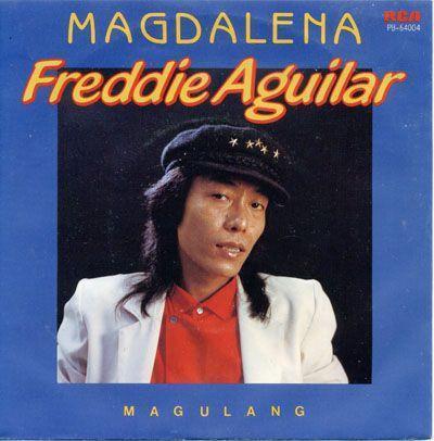 Coverafbeelding Magdalena - Freddie Aguilar