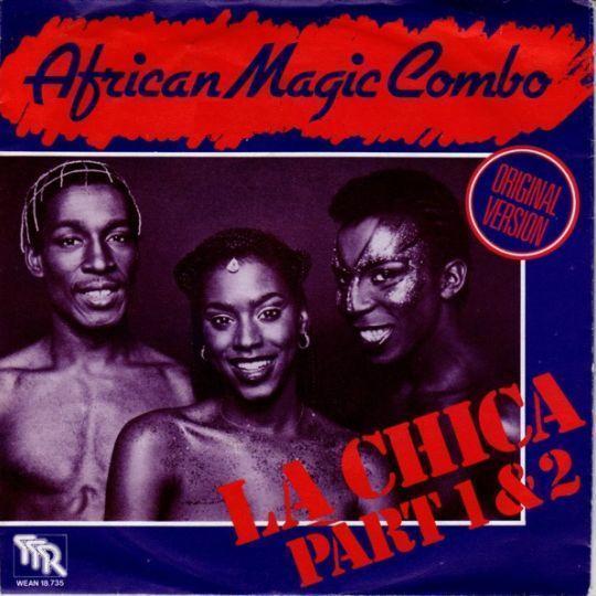 Coverafbeelding African Magic Combo - La Chica