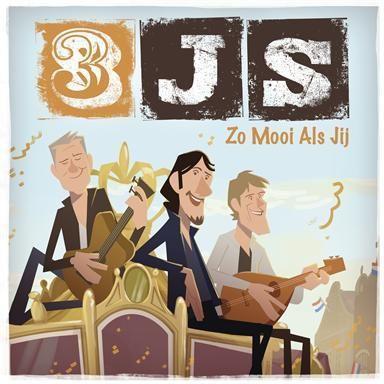 Coverafbeelding Zo Mooi Als Jij - 3Js