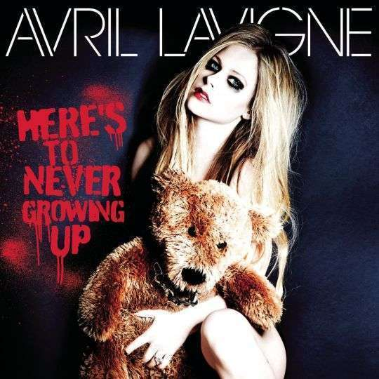 Coverafbeelding Here's To Never Growing Up - Avril Lavigne