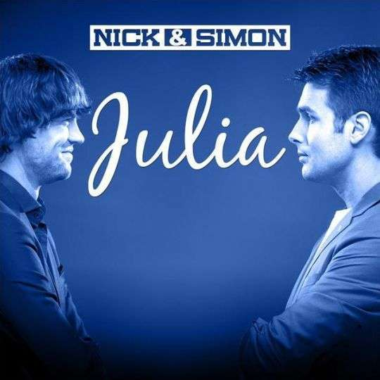 Coverafbeelding Julia - Nick & Simon