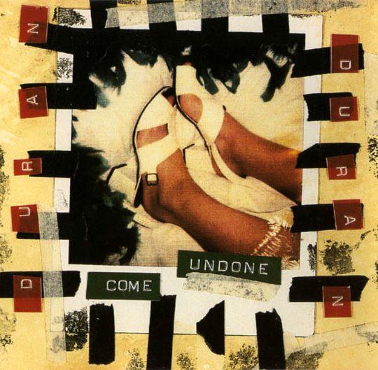 Coverafbeelding Come Undone - Duran Duran