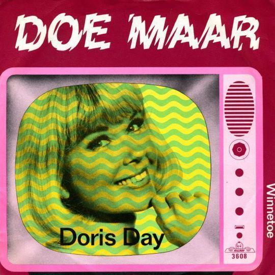 Coverafbeelding Doe Maar - Doris Day