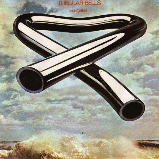Coverafbeelding Tubular Bells - Mike Oldfield