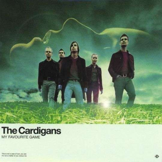 Coverafbeelding The Cardigans - My Favourite Game