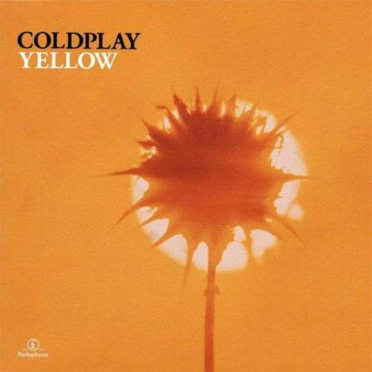 Coverafbeelding Coldplay - Yellow